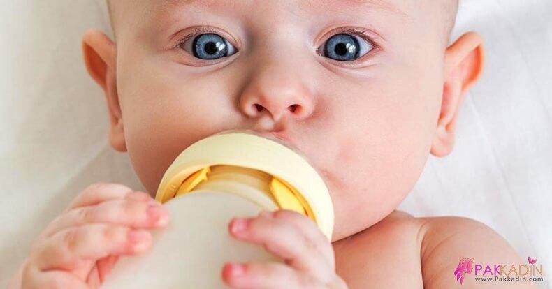 Bebek Beslenmesi İçin İhtiyaç Listesi