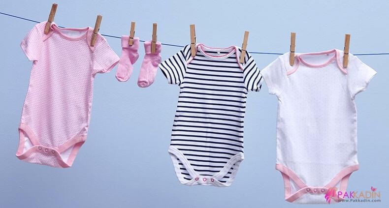 Bebek Giyim İçin İhtiyaç Listesi