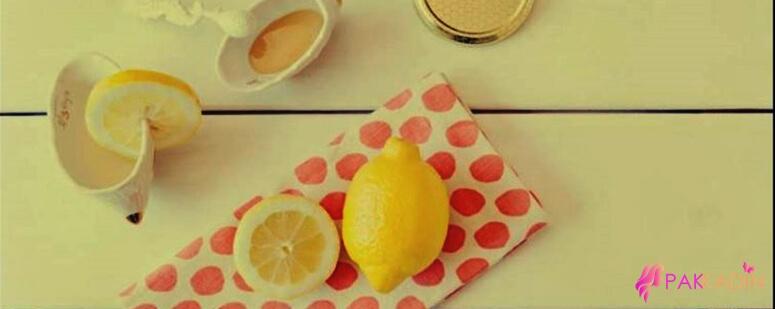 El Bakımı İçin Salatalık Ve limon Maskesi Tarifi