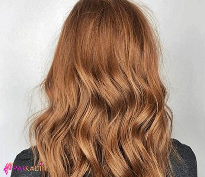 Açık Karamel Saç Rengi Kimlere Yakışır