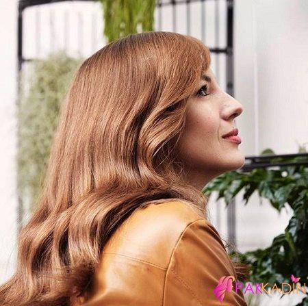 Bakır Karamel Saç Rengi Kimlere Yakışır