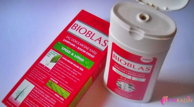 Bioblas Sarmaşık Özlü Saç Uzatan Şampuan
