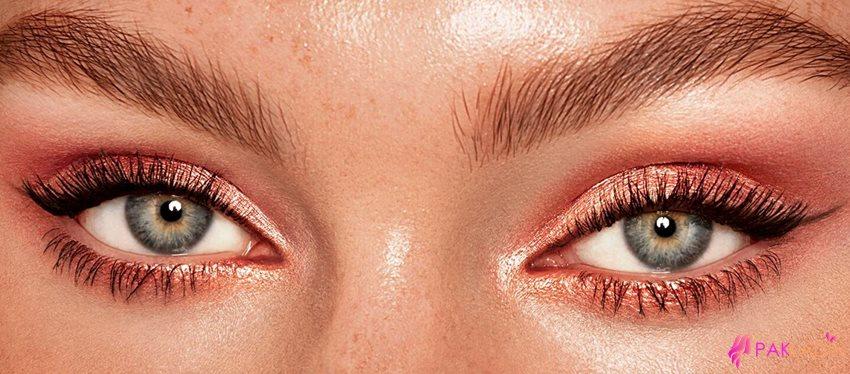 Göz Makyajı Adım Adım