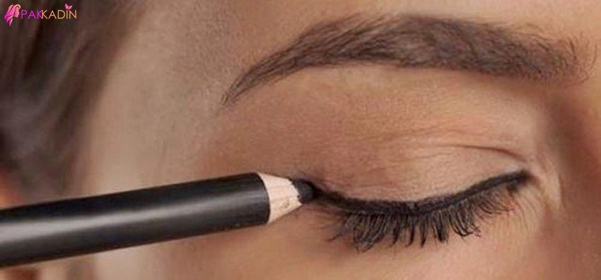 Göz Makyajı Eyeliner