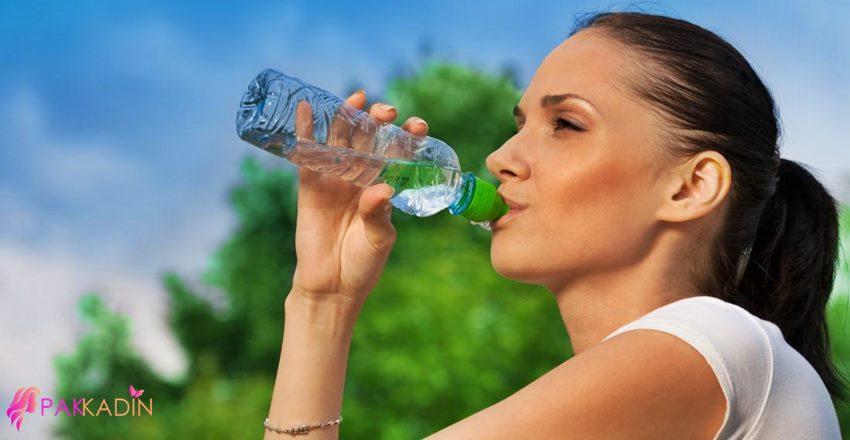 Günlük Su İhtiyacı