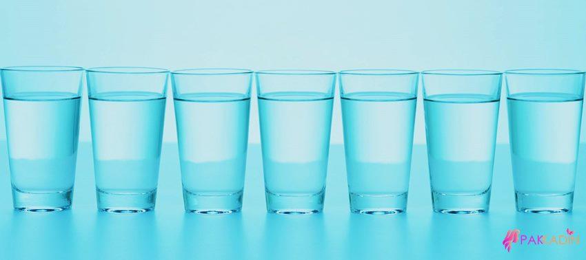 Günlük Su Tüketiminin Faydaları