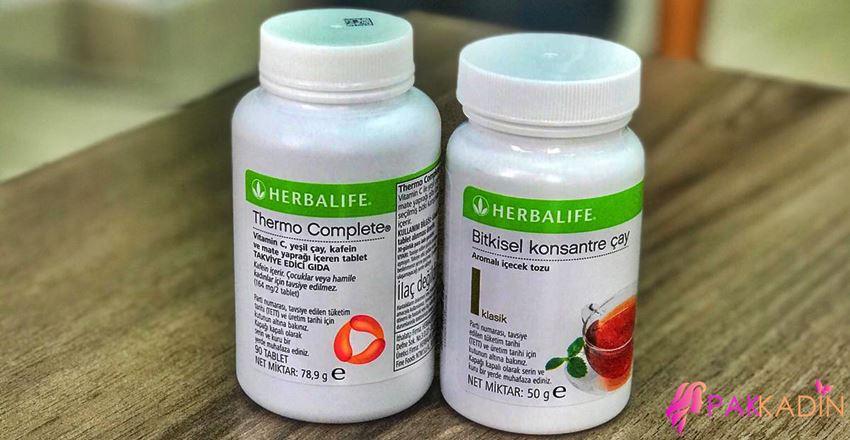 HerbalifeThermoCompleteNedir? Faydaları Nelerdir?