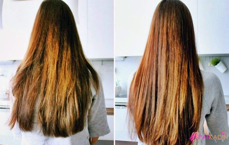 Hızlı Saç Uzatma Şampuanı