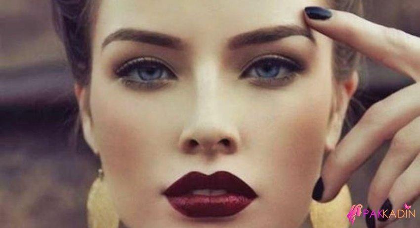 Renkli Gözler Hangi Renk Dumanlı Göz Makyajı