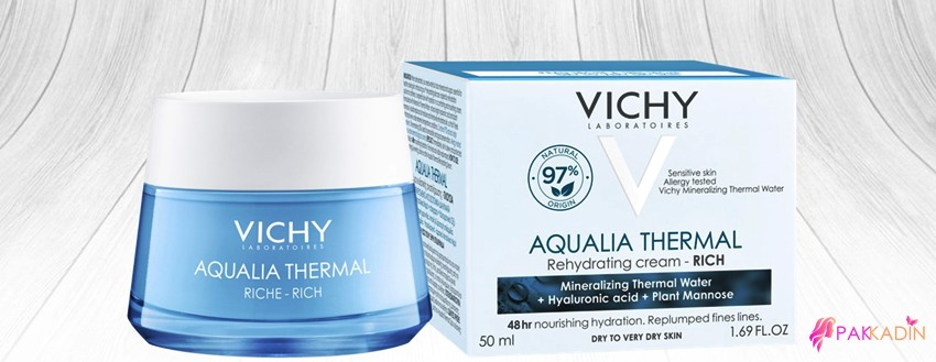 Vichy Aqoalia Thermal Rich