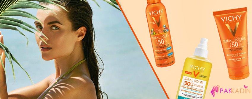 Vichy İdeal Soleil Güneş Kremi