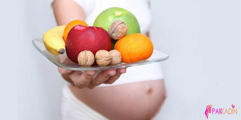 Hamileliğin 22. Haftasında Anne Nasıl Beslenmeli