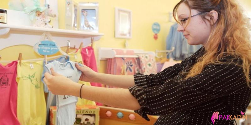 Gebeliğin 6. Haftasında Bebek İçin Kıyafet Seçimi