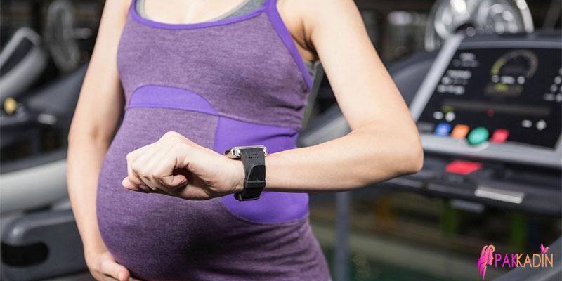 Hamileliğin 21. Haftasında Egzersiz