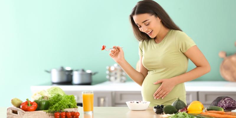 Hamilelikte Hangi Besinleri Tüketmeliyim