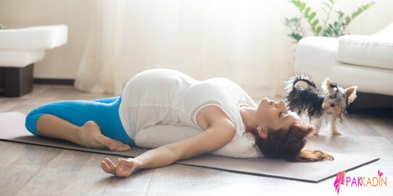 27. Haftada Gebelik Egzersizleri