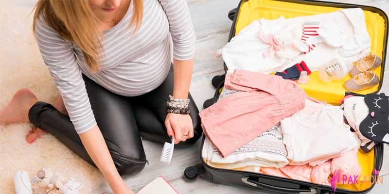 Doğum Çantanıza Koymanız Gereken Eşyalar