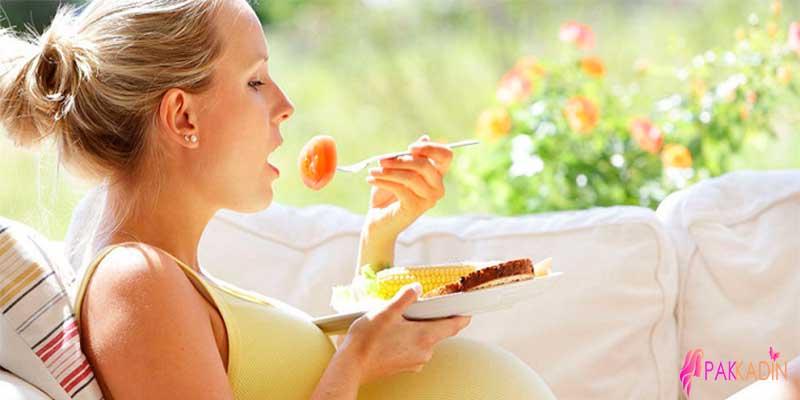 35. Hafta Hamilelikte Nasıl Beslenmelisiniz?