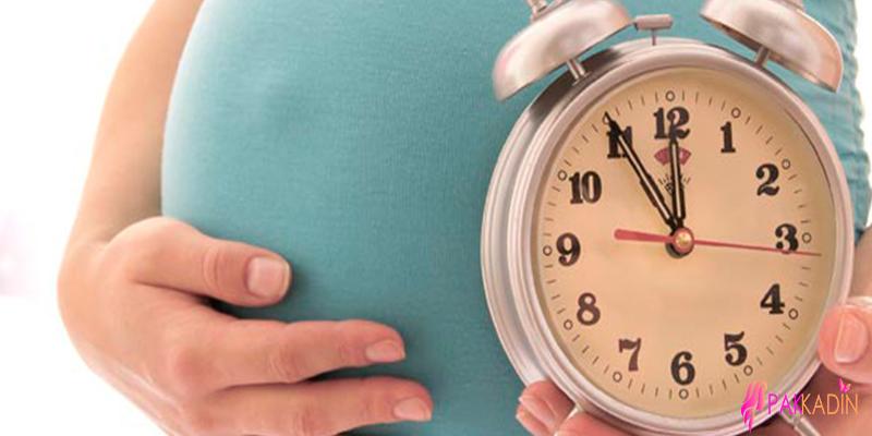 Erken Doğum Riski Olabilir mi?