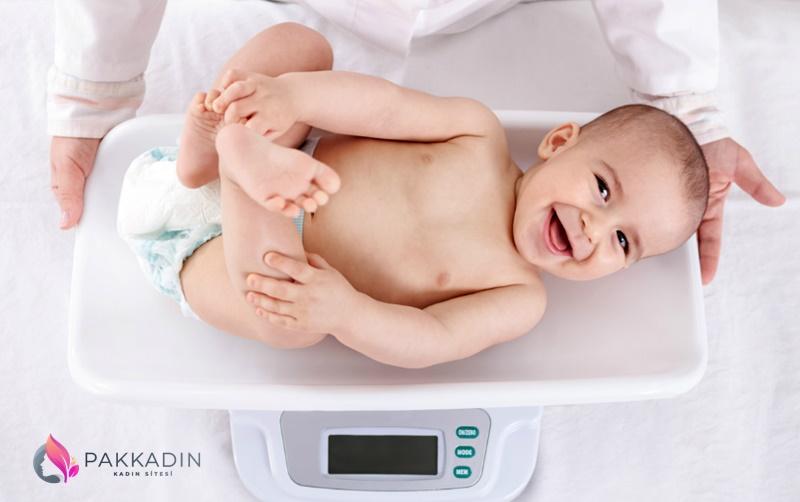 1 Yaşındaki Bebeğin Boyu ve Kilosu Nasıldır?