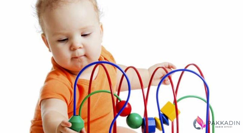 1 Yaşındaki Bebeğin Zihinsel Gelişimi