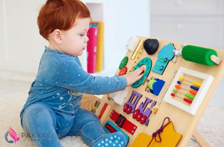 2 Yaşındaki Bebeğin Duyusal Gelişimi