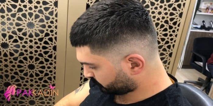 6 numara saç modelleri erkek