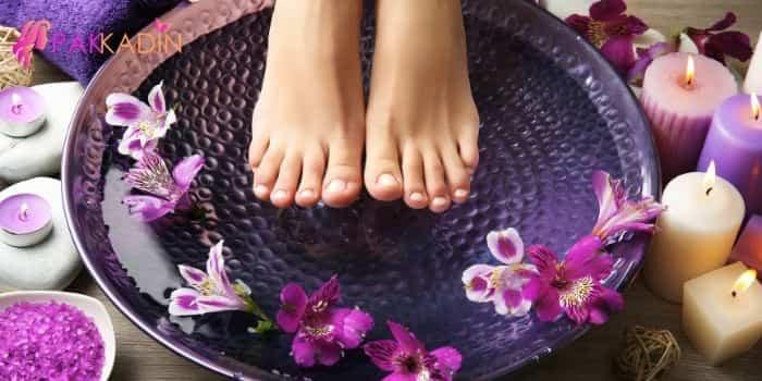 ayak yanması doğal tedavi yöntemleri